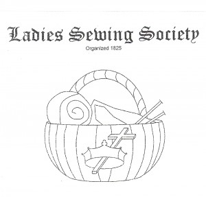 Ladies Sewing Society 2013